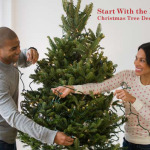 Step by Step Christmas Tree Decorating – Start With the Lights