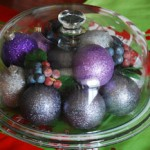 Shimmering Treats Creative Christmas Centerpiece Idea