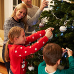 Step by Step Christmas Tree Decorating – The Basics
