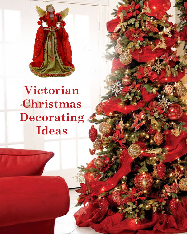 victorian christmas decorating ideas celebrating christmas