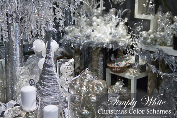 white christmas color scheme