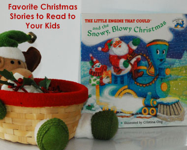 Favorite Christmas Stories to Read to Your Kids