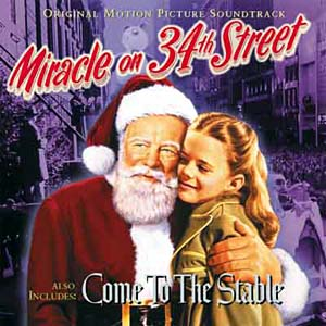 Miracle on 34th street - Top 10 Christmas Movies
