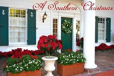 Christmas Theme - A Southern Christmas (Decorating, Gifts, Food, Christmas Tree Decor etc.)