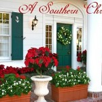 Christmas Theme – A Southern Christmas (Decorating, Gifts, Food, Christmas Tree Decor etc.)