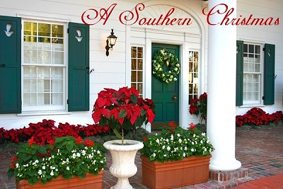 Christmas Theme - A Southern Christmas (Decorating, Gifts, Food, Christmas Tree Decor etc.)