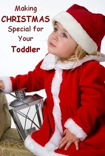 Making Christmas Special for Your Toddler
