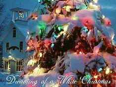Christmas Theme - A White Christmas