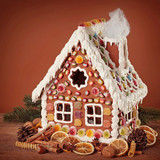 Easy One Room Gingerbread House