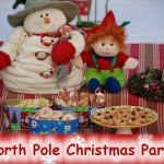 North Pole Christmas Party Ideas